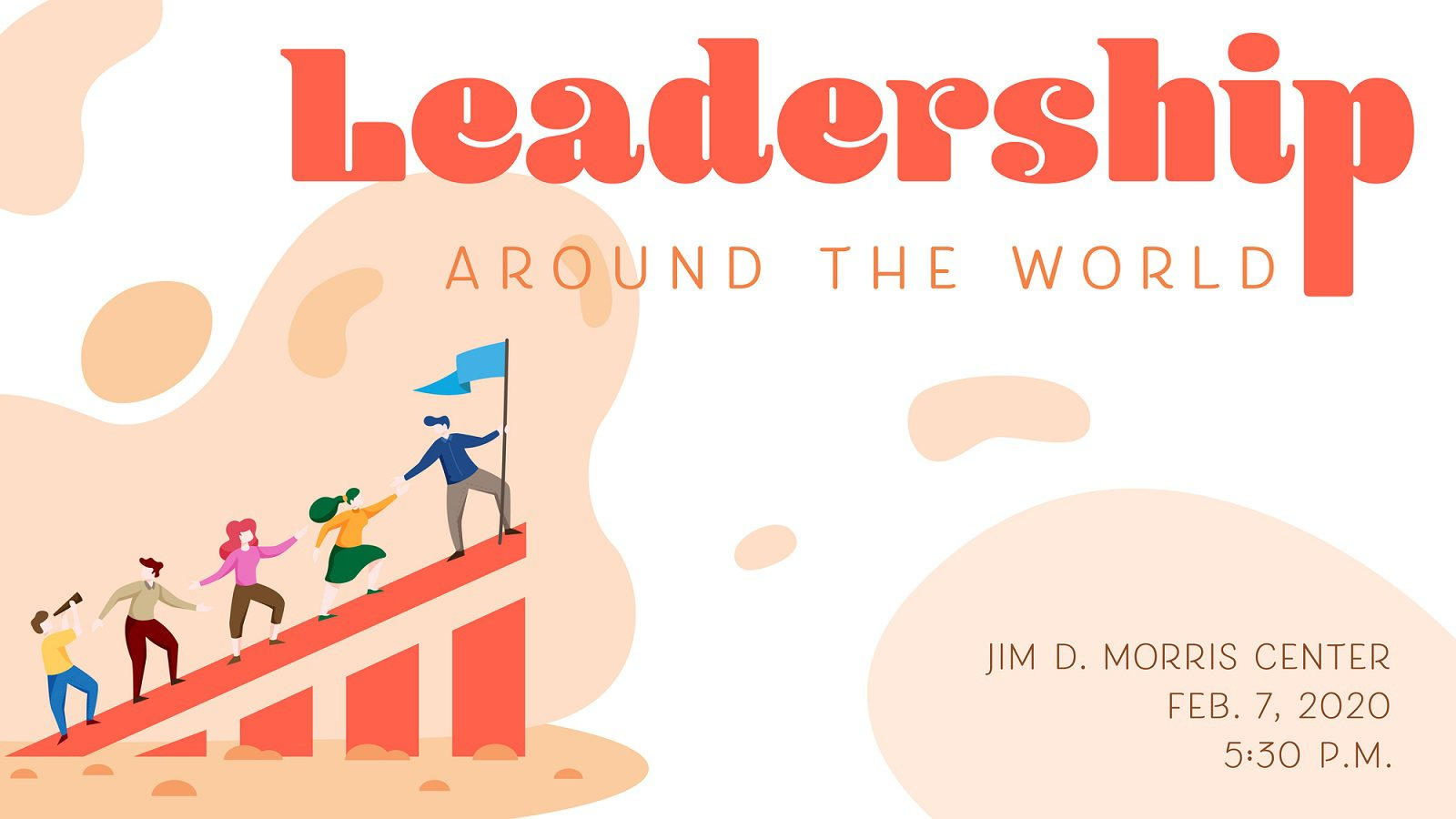 February ArtWalk: Leadership Around the World