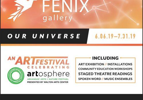 Fenix Gallery Our Universe Art Festival