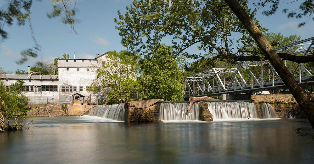Ozark Mill at Finley Farms in Ozark MO