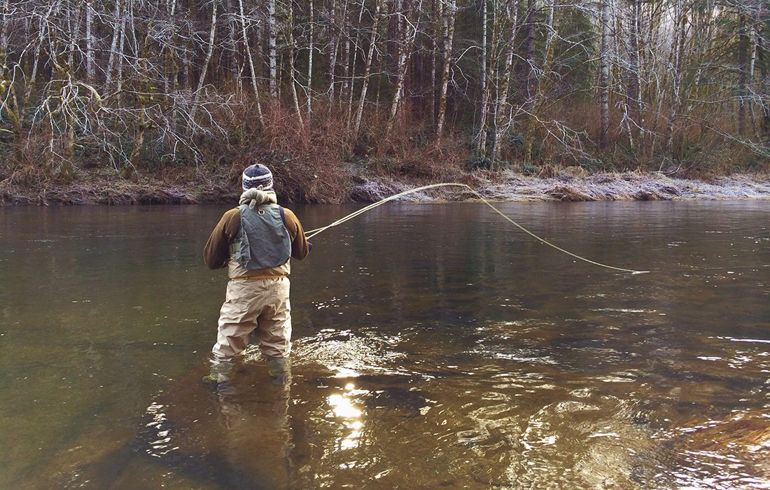 Where to Fish in Winter in the Ozarks