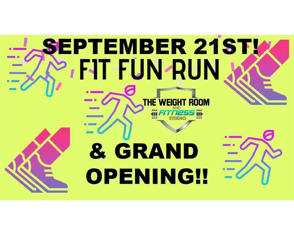 Fun run in Branson West, MO