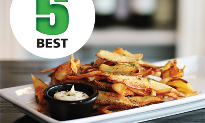 Five Best French Fries