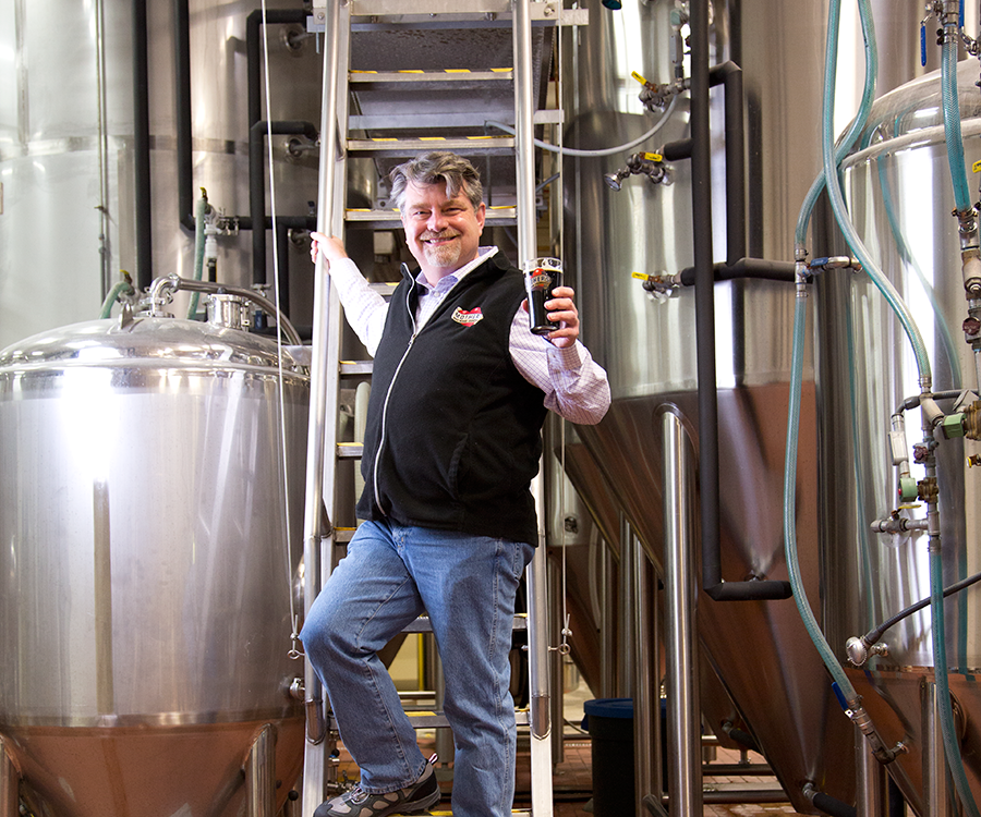 Jeff Schrag of Mother's Brewing Company