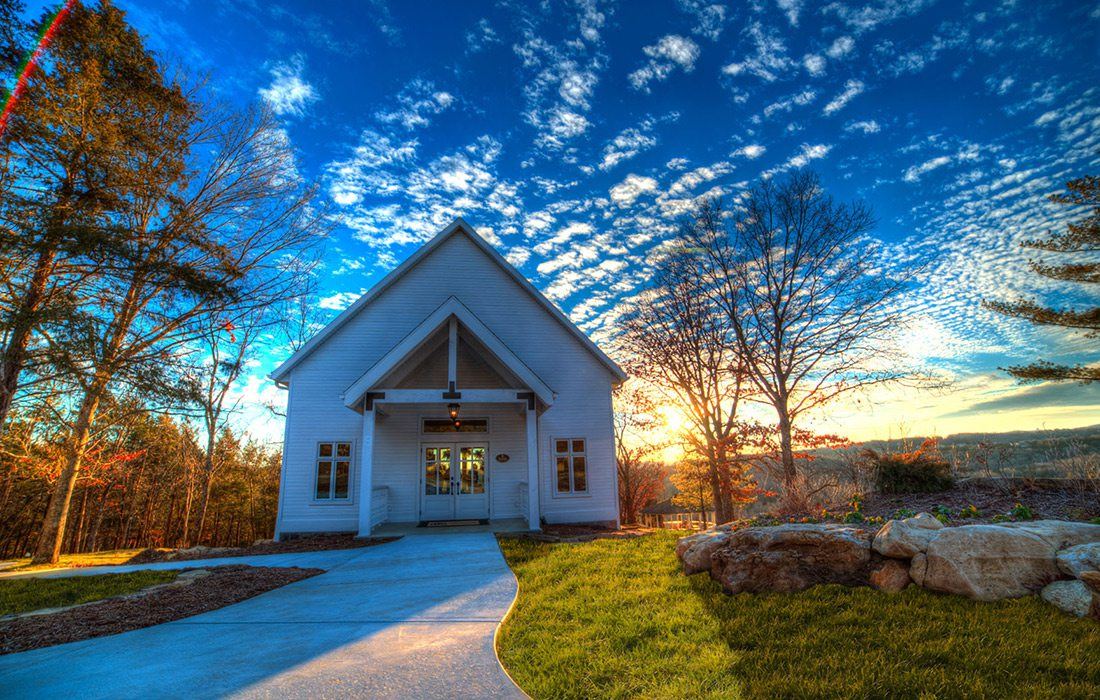 Grace Chapel with Focus on the Family's Hope Restored in Branson, MO