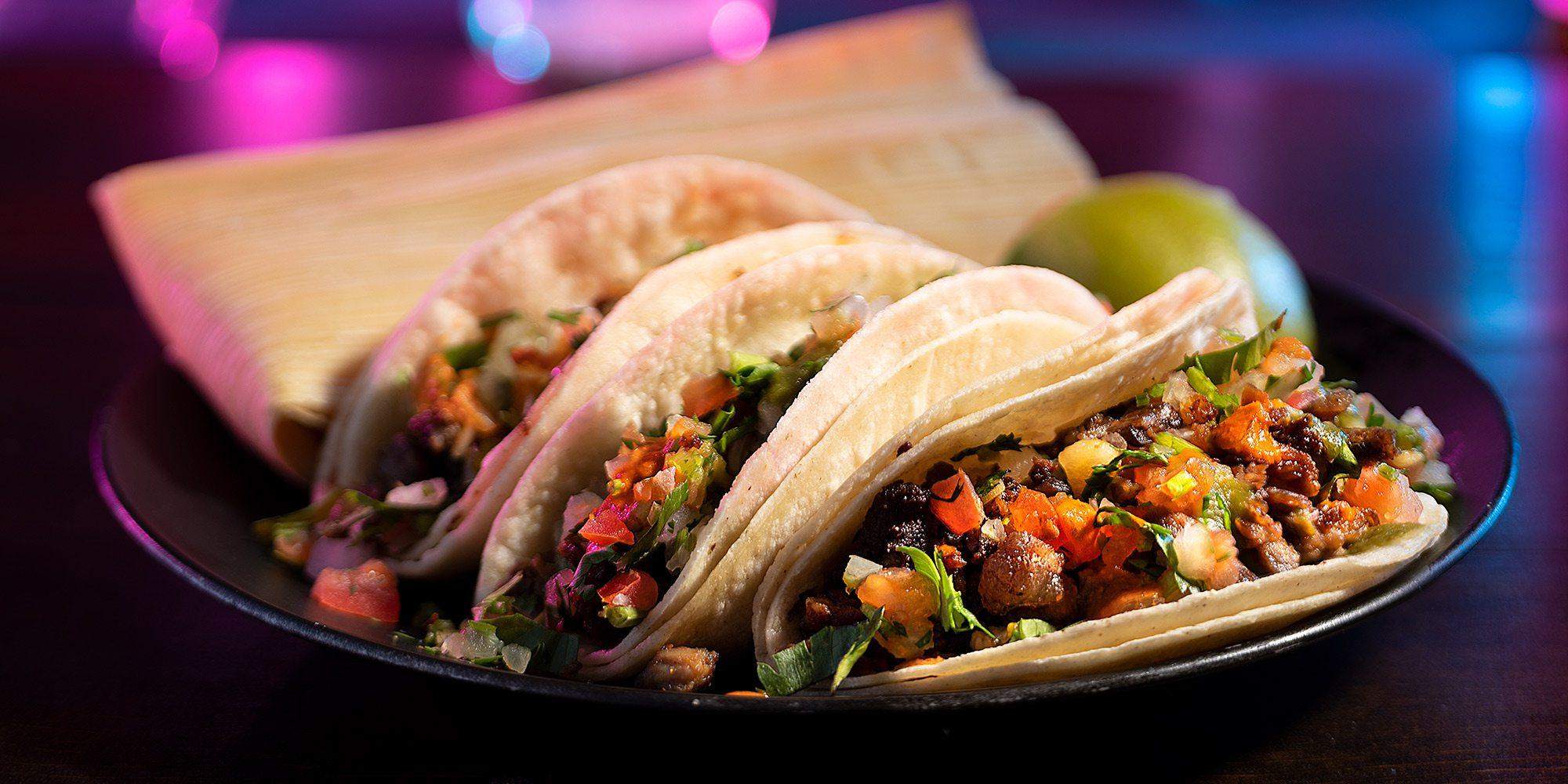 Carne Asada Taco & Tamales from Elotes Don Tono in Springfield, MO