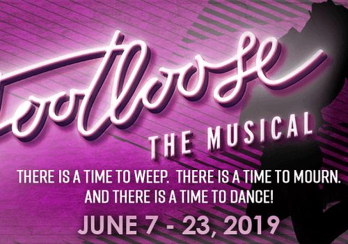 Footloose at the Springfield Little Theatre