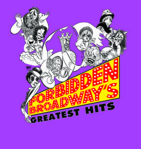 Forbidden Broadway's Greatest Hits in Springfield, MO