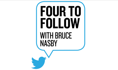 Four to Follow with Bruce Nasby
