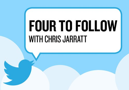 Where Chris Jarratt Looks for Inspiration Online