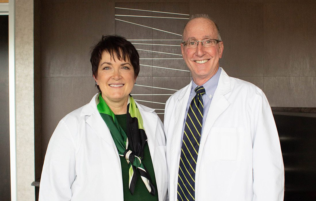 Dr. ML Shayne and Dr. Howard Shayne