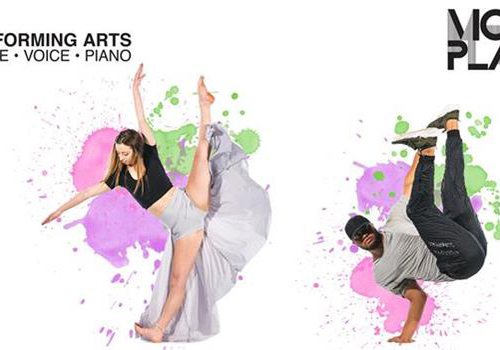 POINT Performing Arts logo preview