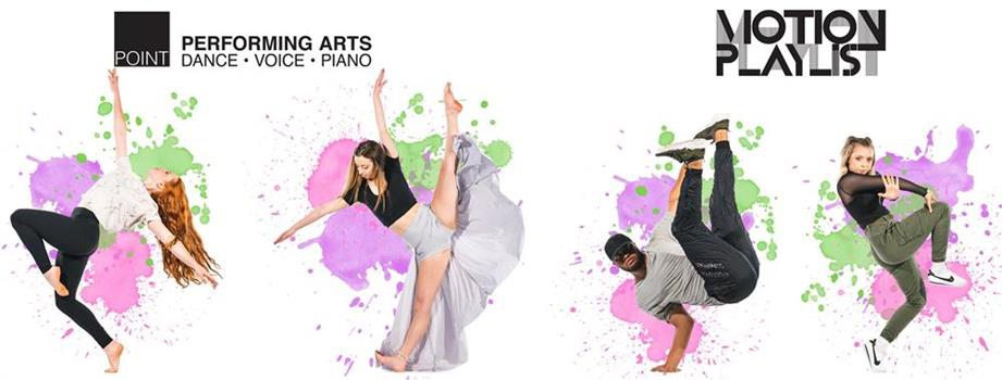 POINT Performing Arts logo image
