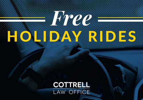 Free Sober Holiday Rides in Springfield, MO