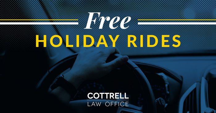 Free Sober Holiday Rides in Springfield, MO