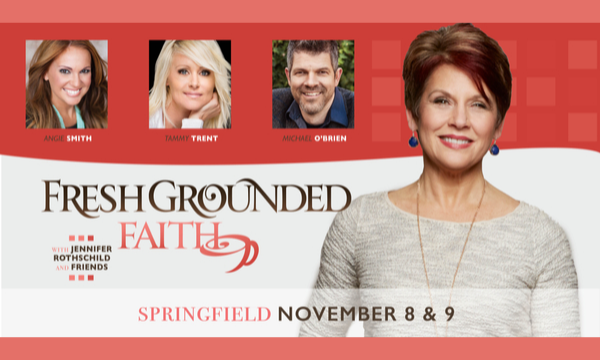 Empowering faith event for women in Springfield, MO