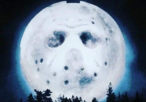 Full Moon Float {Hunter's Moon}