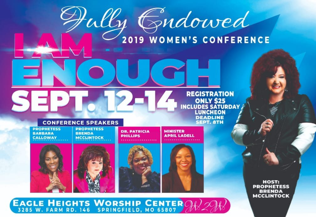Women Empowerment Conference in Springfield, MO