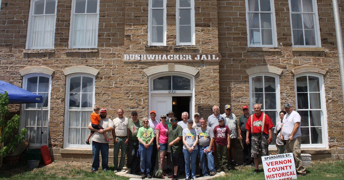 Bushwhacker Museum in Vernon County, MO