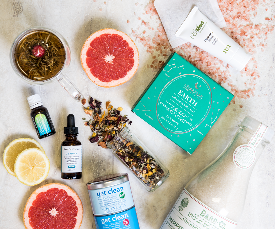 Detox your mind, body and soul with these good-for-you local products that are sure to get you glowing.