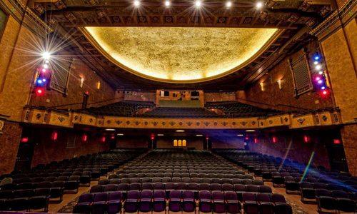 Historic Gillioz Theatre Springfield MO