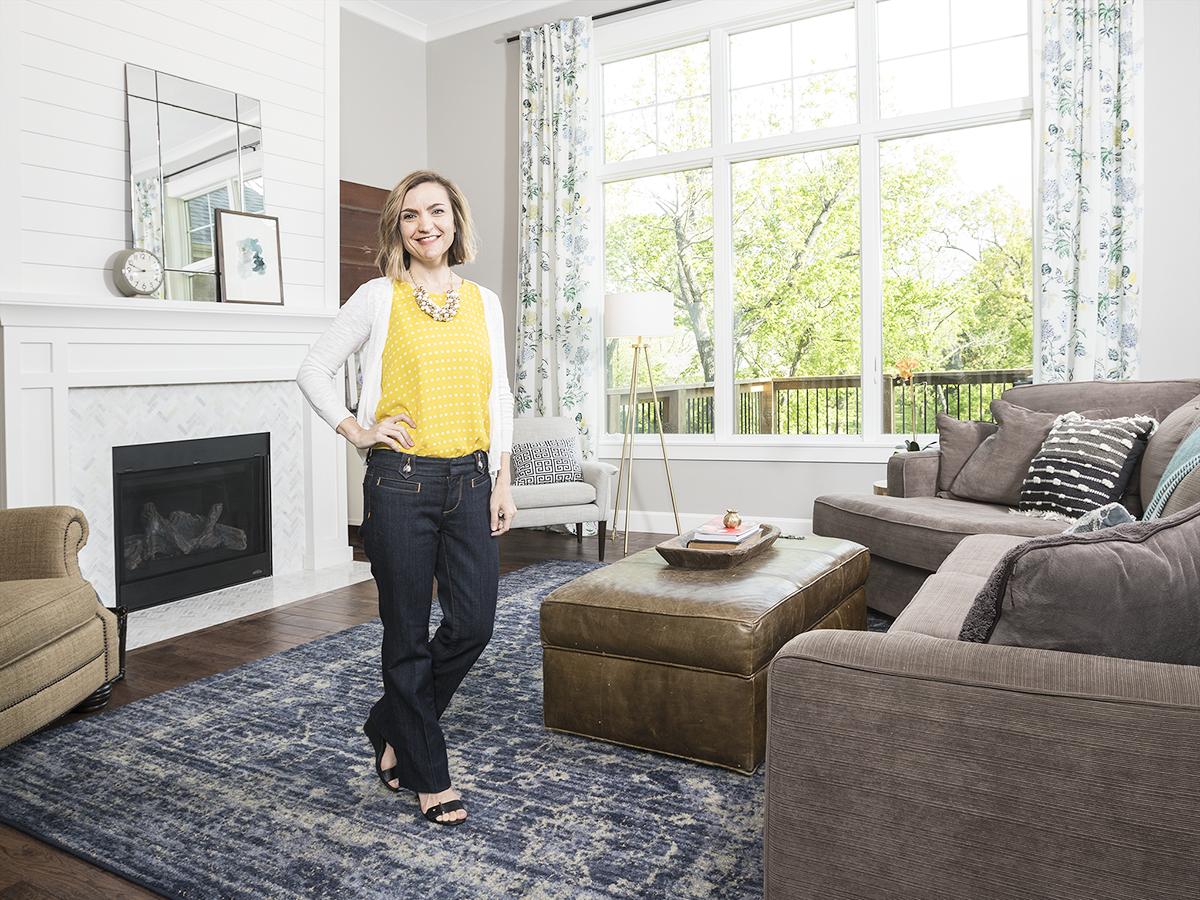 Inside Interior Designer Ginger Robinson's Home