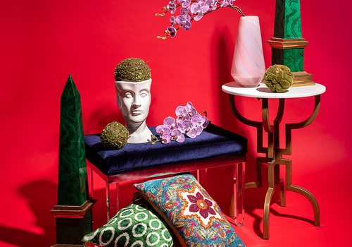 How to Style Jewel Tones for the Home
