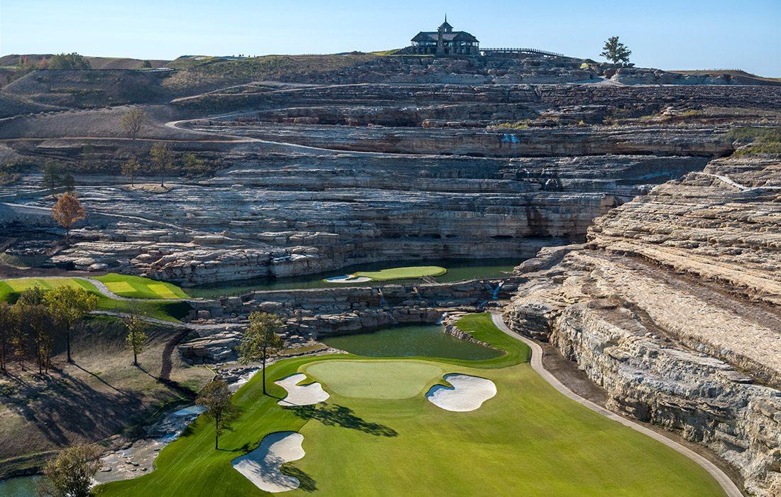 Payne's Valley Golf Course Branson MO