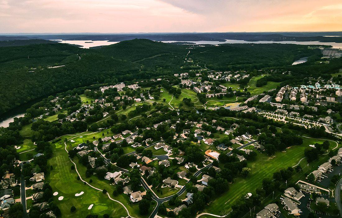 The Pointe Golf Course Branson MO