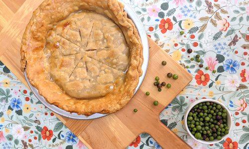 Gooseberry Pie Photo by Heather Kane Kohler