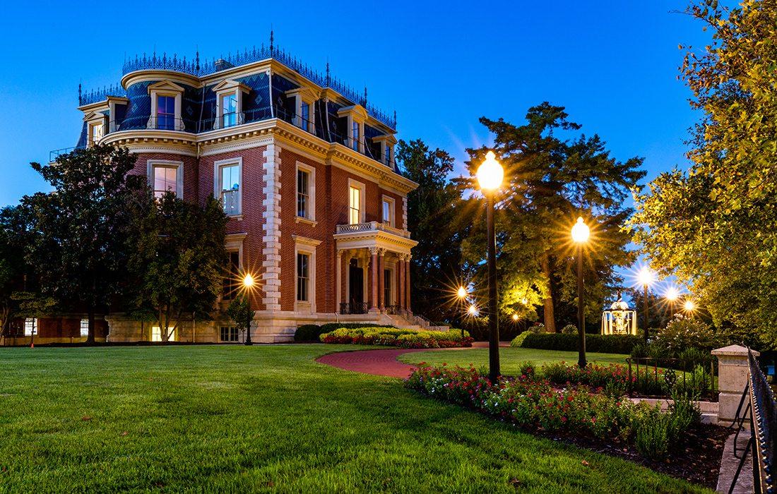 Governor's Mansion Jefferson City, MO