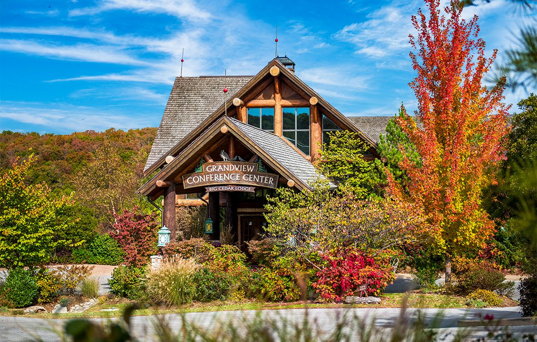 Grandview Conference Center at Big Cedar Lodge in Branson MO