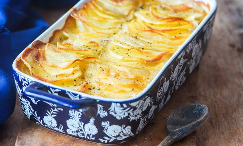 Chef Roland Parny's Gratin Dauphinois