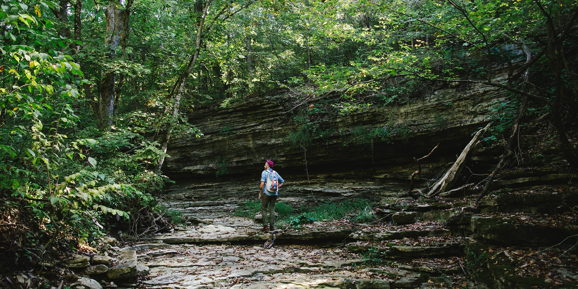 Devils Den Arkansas Map, Devils Eyebrow Natural Area In Arkansas, Devils Den Arkansas Map