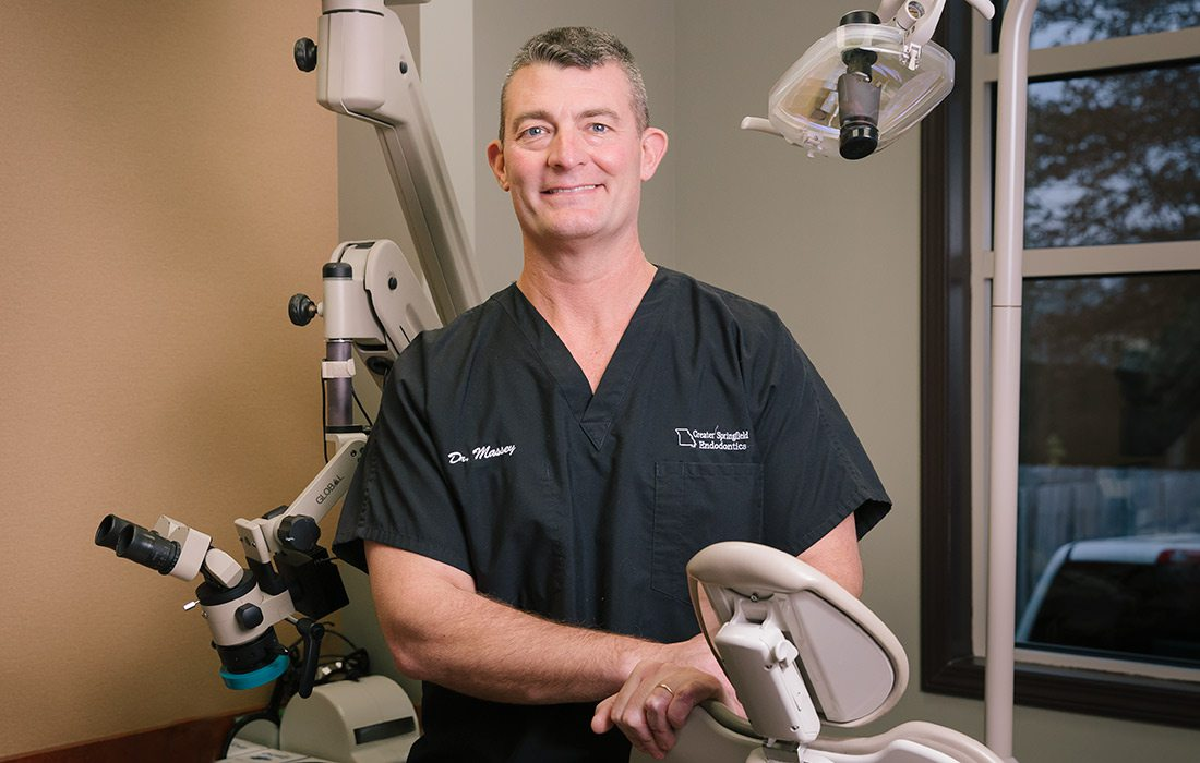 Dr. Mark A. Massey, DDS, MSD