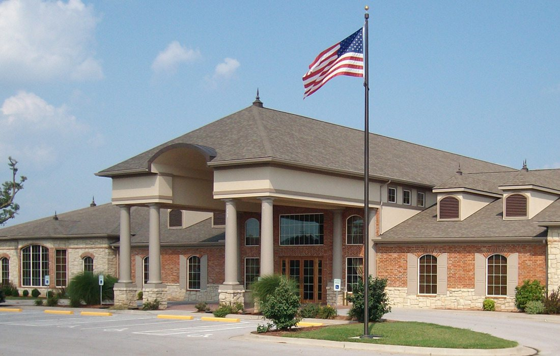 Greelawn Funeral Home exterior