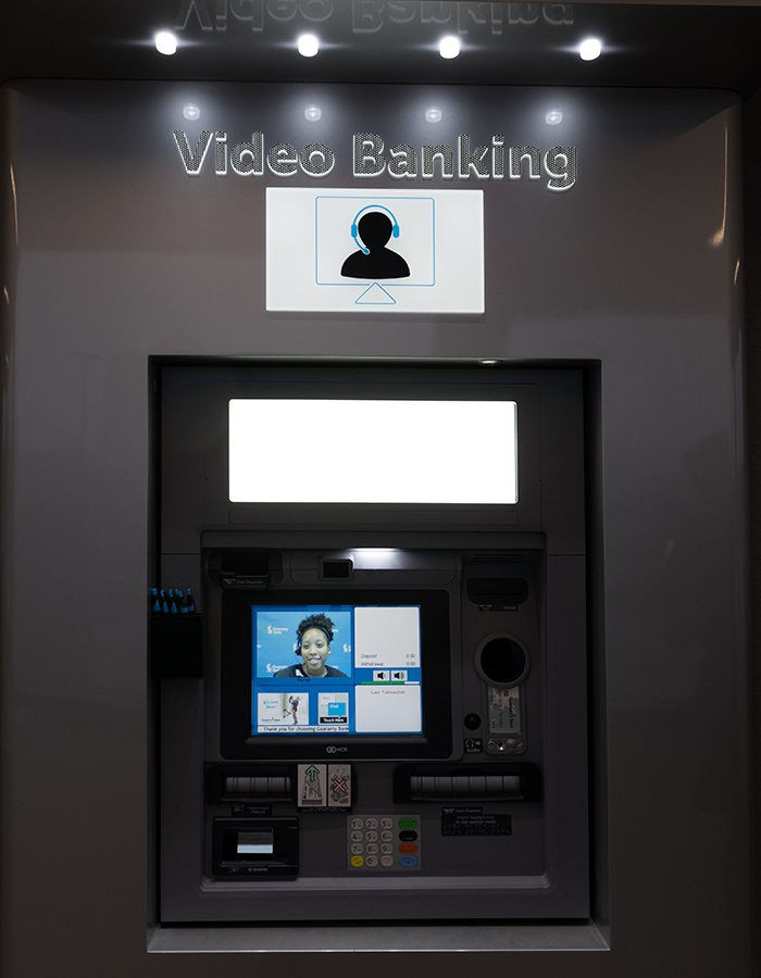 Guaranty Bank Video Banking Station