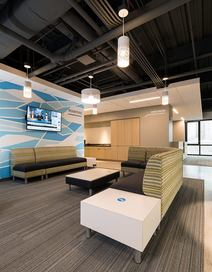 Guaranty Bank Rountree Collaboration Area