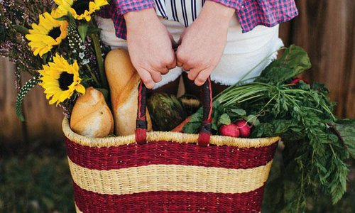 Visit one of southwest Missouri's farmers markets.