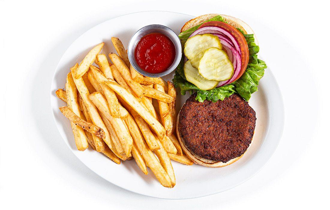 The Pretender Burger at Lindberg's Tavern in Springfield MO