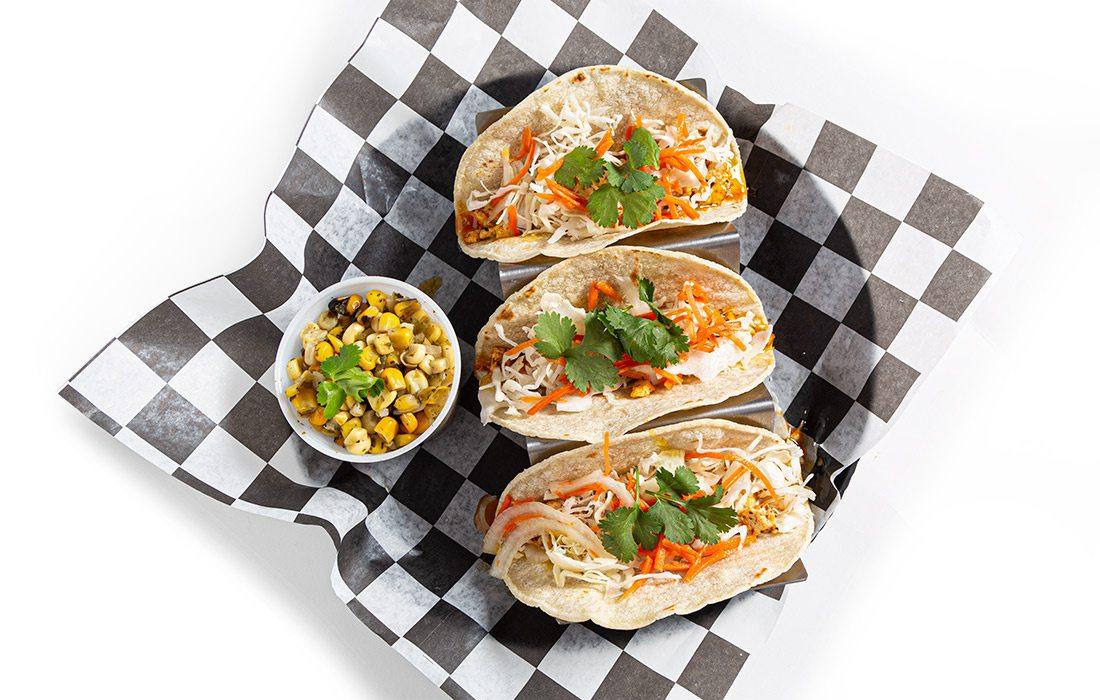 Fu Yu Taco at Tinga Tacos in Springfield MO