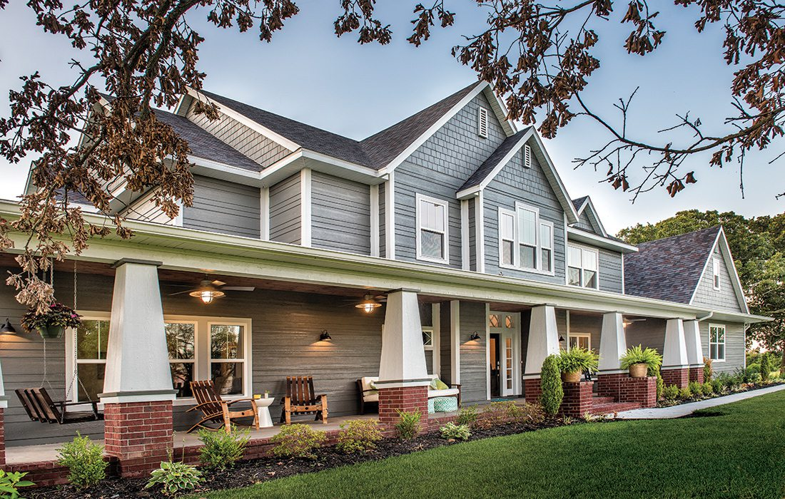 $500,000 to $750,000 2015 Homes of the Year Winner - Exterior