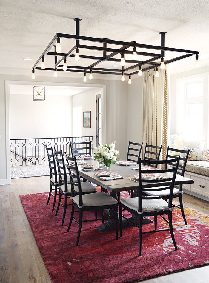 $750,000 to $1 Million 2015 Homes of the Year Winner - Dining Room