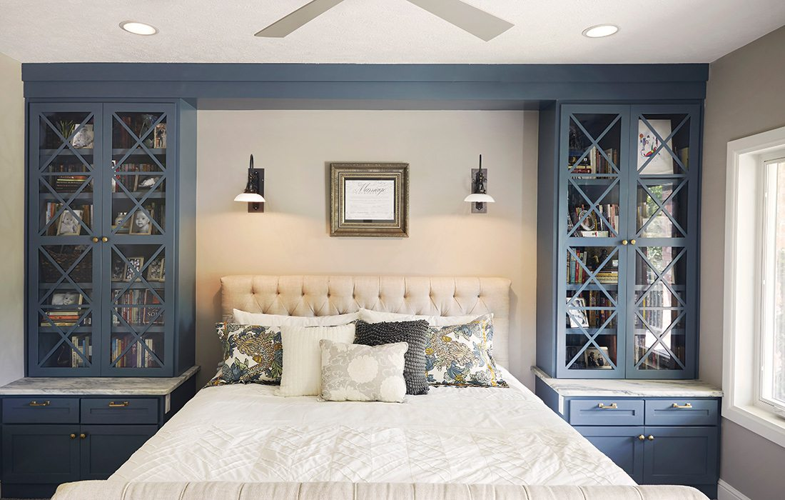 $750,000 to $1 Million 2015 Homes of the Year Winner - Master Suite