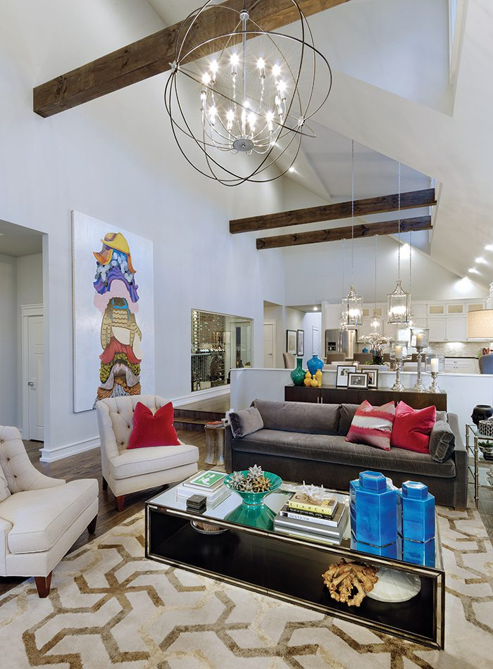 $500,000 and Less 2015 Homes of the Year Winner - Living Room