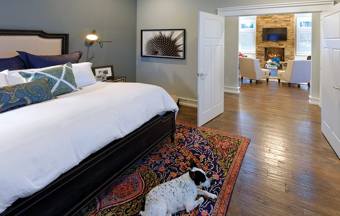 $500,000 and Less 2015 Homes of the Year Winner - Master Suite