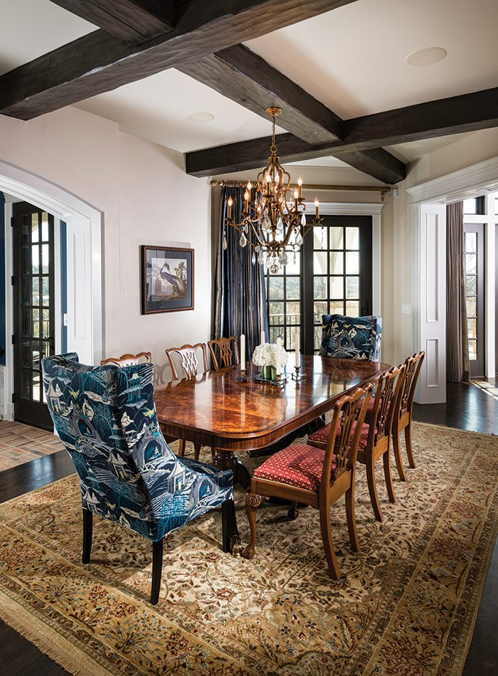 More Than $1 Million 2015 Homes of the Year Winner - Dining Room