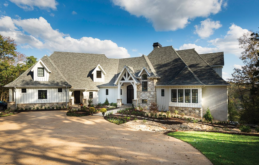 More Than $1 Million 2015 Homes of the Year Winner - Exterior