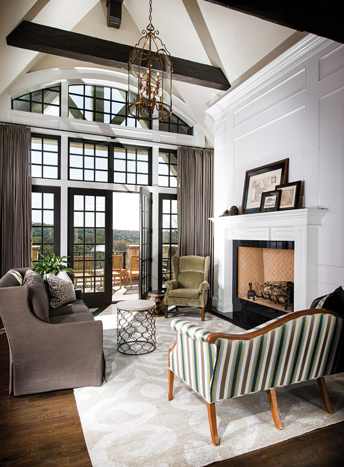 More Than $1 Million 2015 Homes of the Year Winner - Living Room