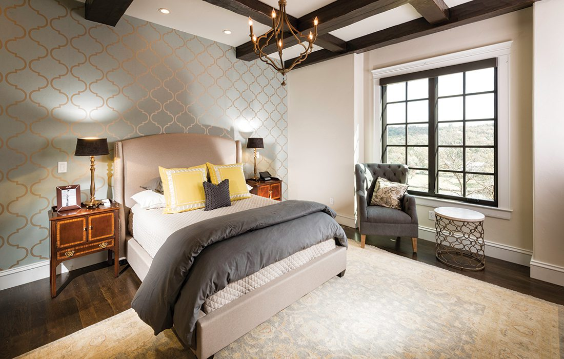 More Than $1 Million 2015 Homes of the Year Winner - Master Suite