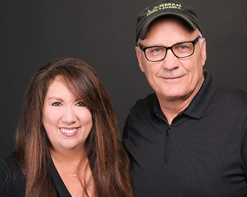 Terri & Gary Herman of Herman Custom Critical Homes